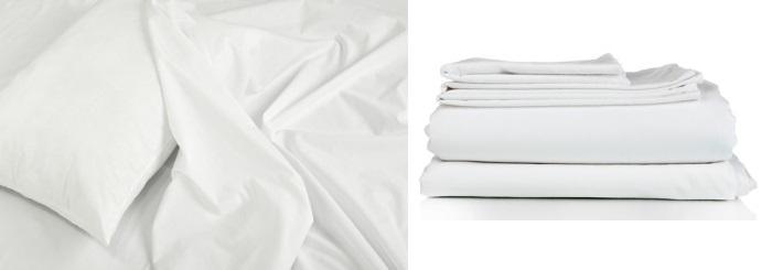 linge de lit percale poly coton fournitures h tellerie e3m. Black Bedroom Furniture Sets. Home Design Ideas