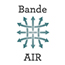 label Bande air
